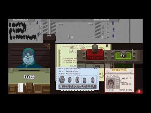 Papers, Please #2 - rest in peace sound!