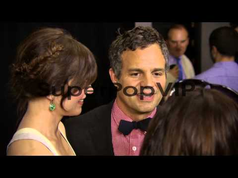 Mark Ruffalo and wife Sunrise Coigney  at 'Now You See Me...