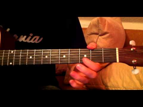 Outkast Roses Guitar Intro With Tabschords Youtube