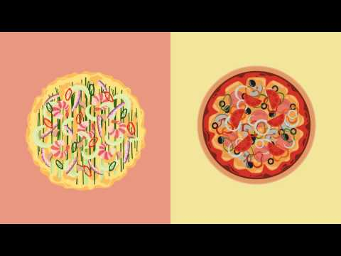 Seoul Food Verse / 2015 / 31sec / motion graphic