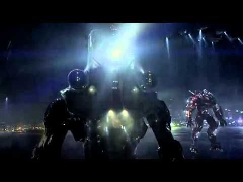 Pacific Rim (2013)- New upcoming movie first look official tailor