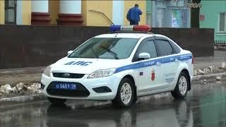 Сводка ДТП по Сланцевскому району с 16 по 22 октября, 2017 год