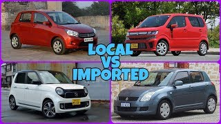 Local vs Imported cars | Which one should you buy in Pakistan?