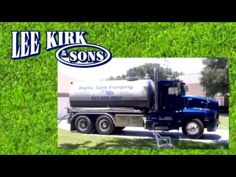 Septic Services in