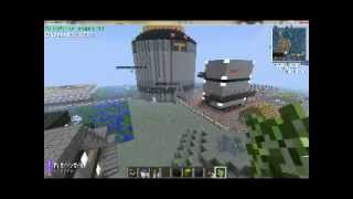 Minecraft Casino with Dogs Playing Poker