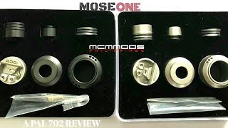 MCM MoseONE RDA ~ High End Single/TONS OF EXTRAS/ 1K SUBSCRIBERS :)