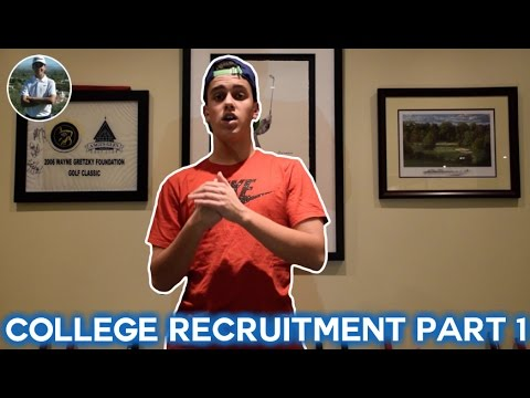 Starting off with College Coaches - College Recruiting PT1