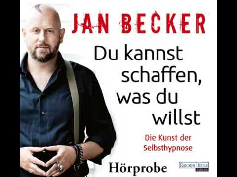 Du kannst schaffen, was du willst: Die Kunst der Selbsthypnose YouTube Hörbuch Trailer auf Deutsch