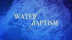 Baptism Service October 7, 2018