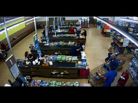 Police: Aldi foiled robbery
