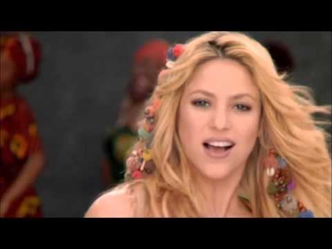 Better when I'm Dancing Mashup  - Meghan Trainor / Shakira / Freshlyground world cup song