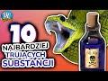 Gambar cover 10 najbardziej toksycznych substancji - trucizny gorsze niż cyjanek czy arszenik!