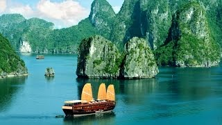 ベトナム - ベトナムに旅行 - ベトナムの世界遺産を発見します Vietnam - Travel To Vietnam - HA LONG - THE World Heritage
