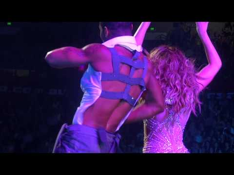 Jennifer Lopez  I'm Into You @ Dance Again World Tour live Sydney Australia 151212