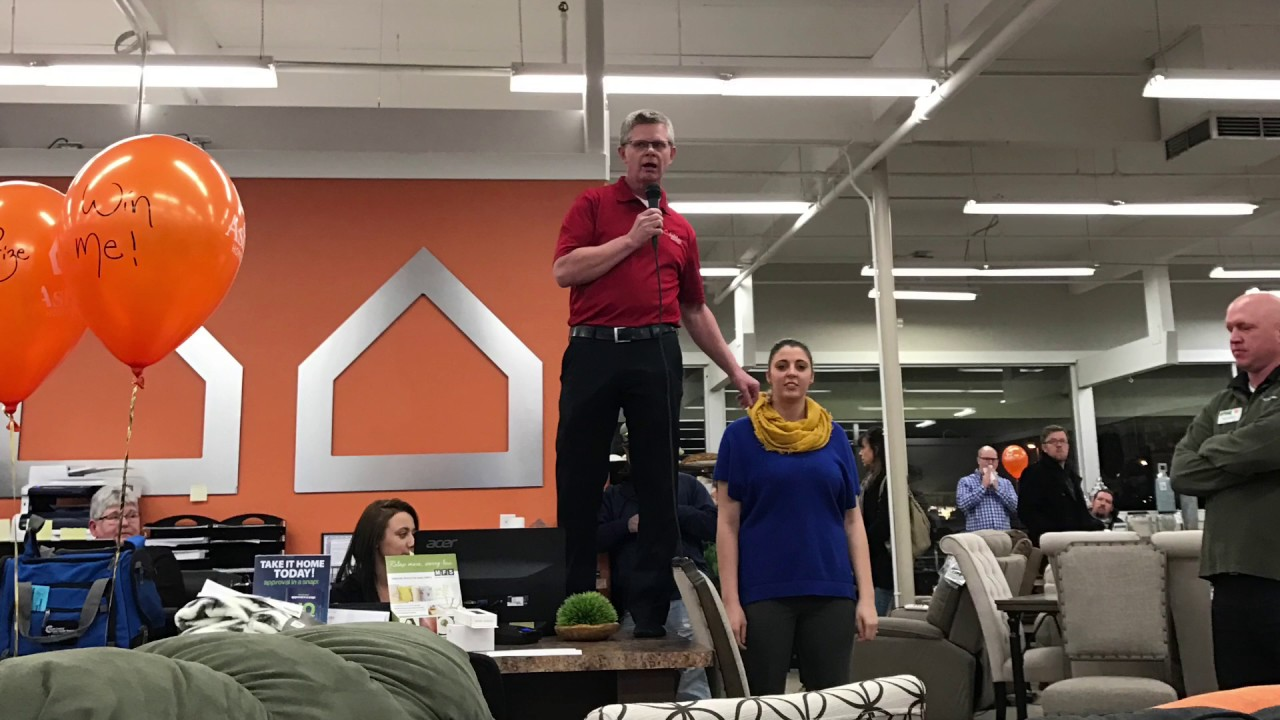 Business After Hours At Ashley Furniture Youtube