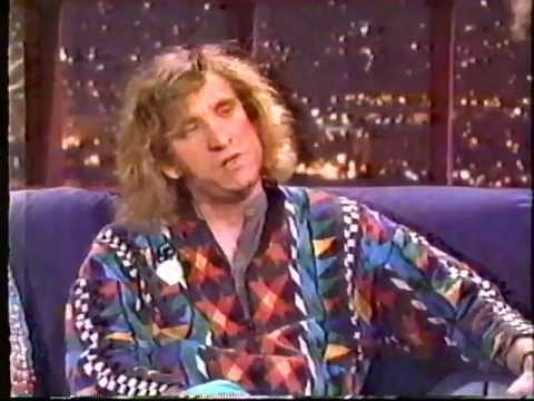 "Joe Walsh - Late Show 1989 ""Life In The Fast Lane"""