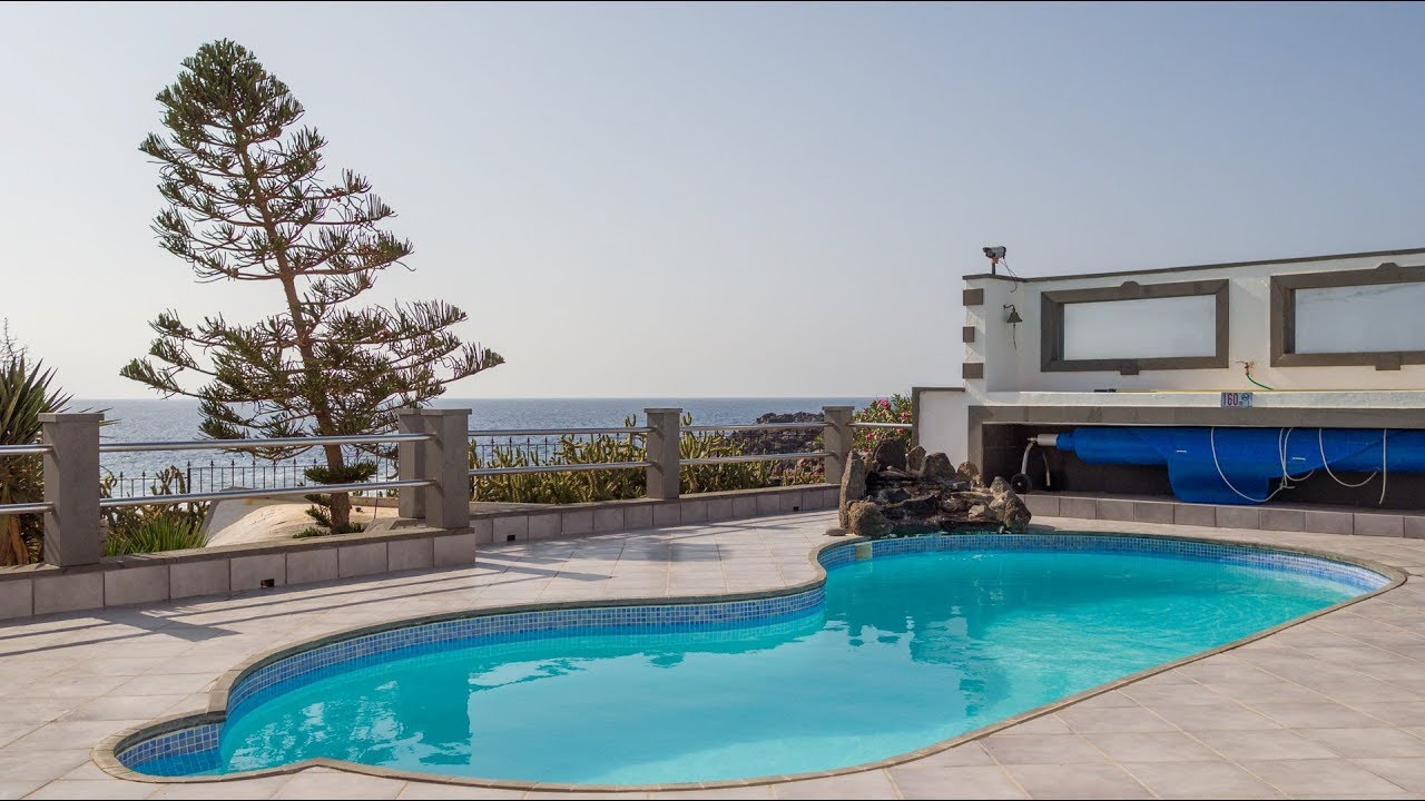Property for sale in Playa Blanca Lanzarote 2033 - YouTube