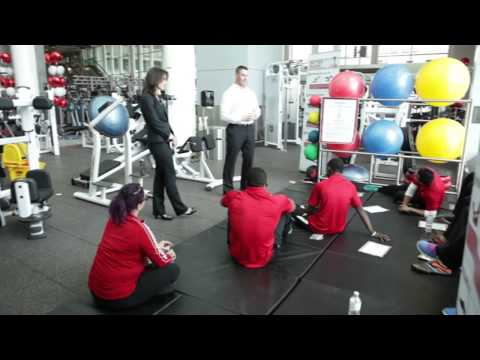 GoodLife Fitness opens at Toronto Pearson International Airport