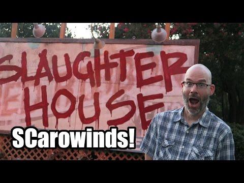 Scarowinds & The Great Pumpkin Fest Vlog at Carowinds 2016!