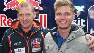 Brad Binder; Moto3 World Champion