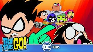 Teen Titans Go! en Francais | Robin a un plan