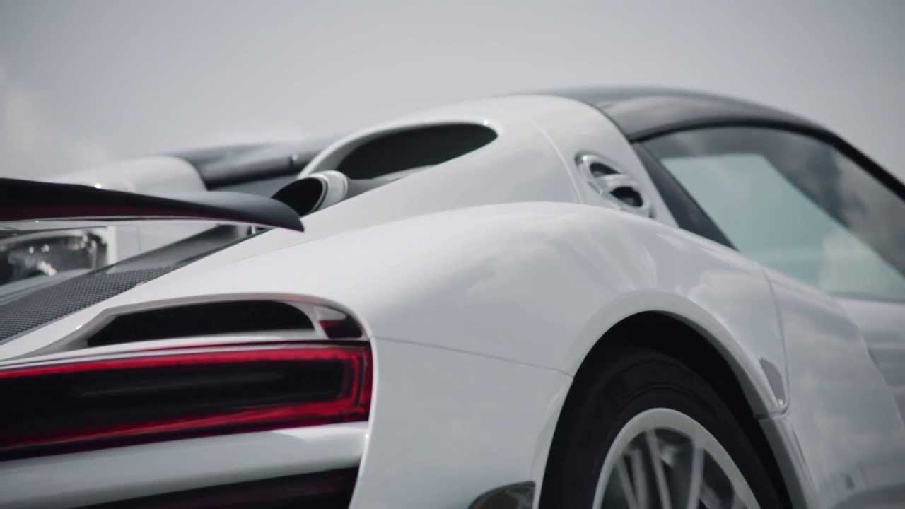 new 2015 porsche 918 spyder promo youtube
