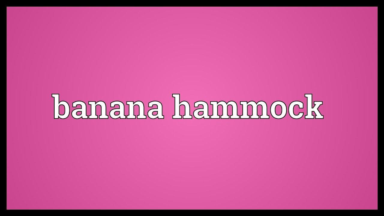 banana hammock meaning banana hammock meaning   youtube  rh   youtube