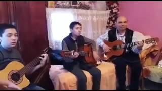 Равиль и его сыновья Отачь 2017 🇲🇩 / Киниляу и одьи