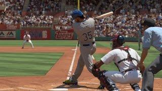 MLB The Show 16 - Kansas City Royals vs St. Louis Cardinals   Gameplay (PS4 HD) [1080p60FPS]
