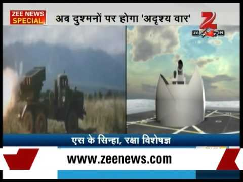 India to Develop Future Laser Weapon - DRDO