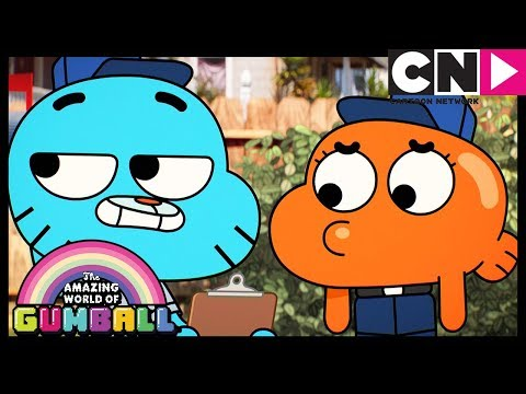 Gumball | What's His Name, Again? | The Neighbor | Cartoon Network