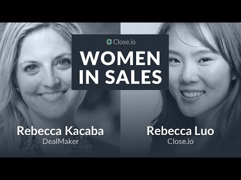 Rebecca Kacaba, CEO & Co-Founder of DealMaker: Corporate M&A Lawyer to Software Founder
