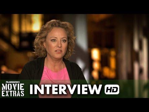 Joy (2015) Behind the Scenes Movie Interview - Virginia Madsen is 'Terry'