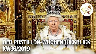 Der Postillon Wochenrückblick (1. – 7. September 2019)