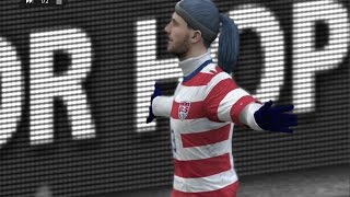 FIFA 14 Pro Clubs PS4 - MericaBish - First Match In The Snow!