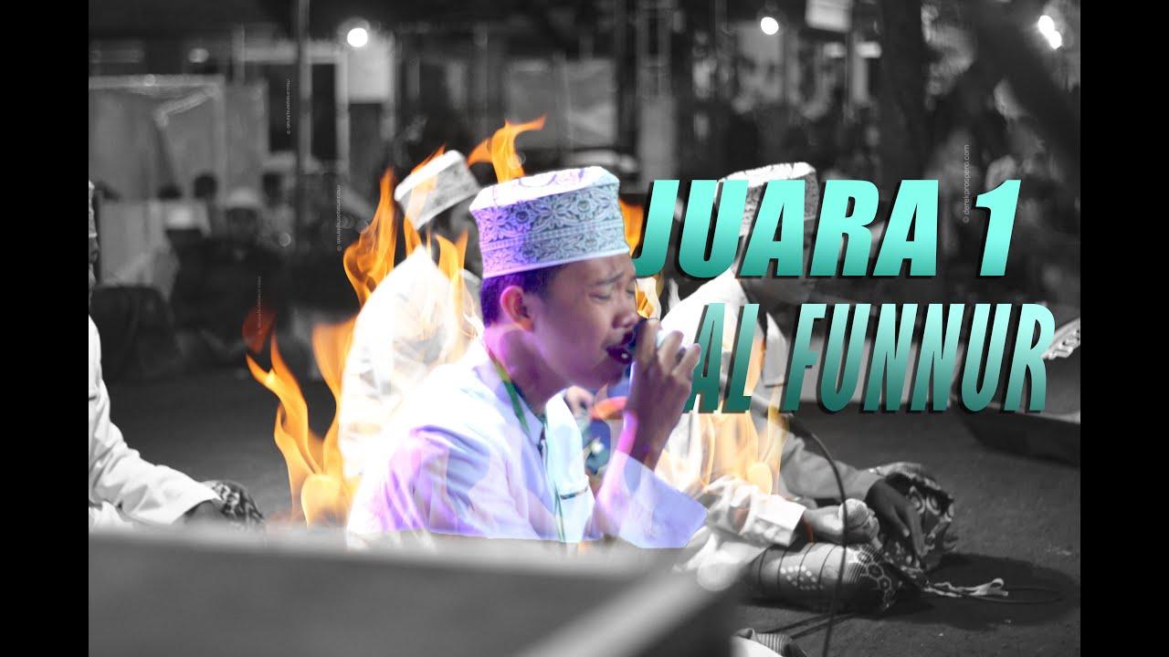 Download [Lirik Arabic] Alfun Nur - Juara 1 - Fesban Karlos 2020
