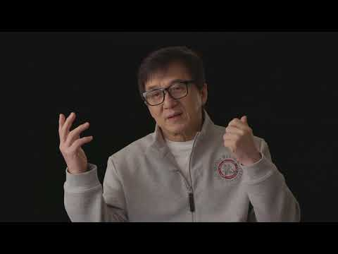 Foreigner - Itw Jackie Chan (official video)