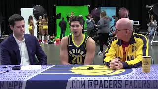 Media Day 2018: Doug McDermott