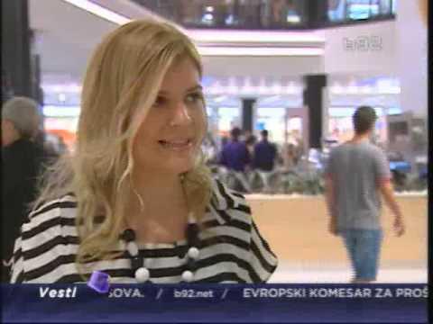 Otvoren novi tržni centar na Voždovcu
