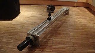 DIY Turorial : Kamera Timelaps-Slider 2.0 (GoPro)