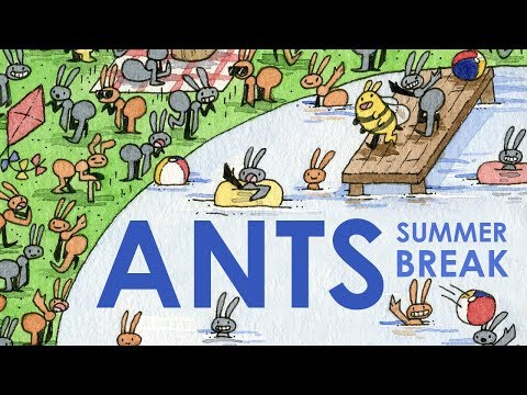 summer-ants---ice-cream,-mosquitoes,-and-nostalgia