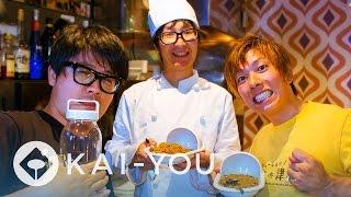 KAI-YOU.netレポート記事|カレー食って生きていきたい奴は絶対見るな!...