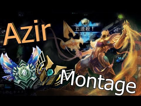 Azir Montage-Azir_Carry S8  8.11