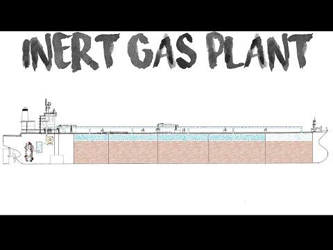 INERT GAS PLANT | TANKER WORK | AHOY! NAVIGOS