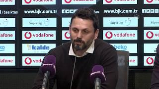 Beşiktaş 2-0 Alanyaspor | Erol Bulut'un açıklamaları
