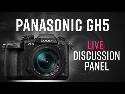 30 Panasonic GH5 Question and Answer Highlights from Our @Ask_BH
