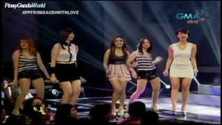 Party Pilipinas La Diva with Sheryll TinaManilyn 2 03 13