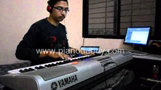 Pani Da Rang Piano Cover By Sanchit Telang