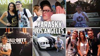 Yarasky in Los Angeles #1 -