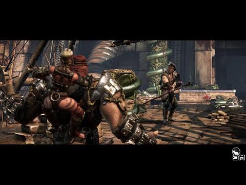 Mortal Kombat X All Ferra/Torr's Fatalities, Brutalities, X Ray & Ending